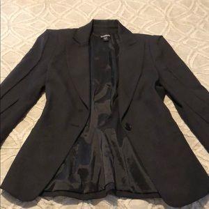 Jackets & Blazers - Bebe black blazer